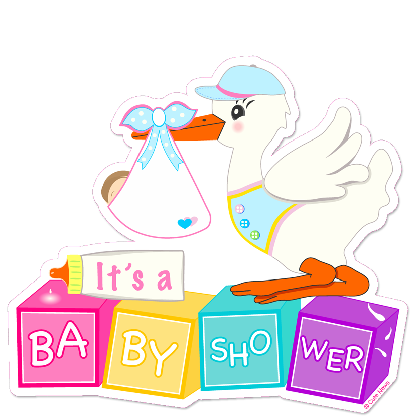 baby shower stork this adorable stork is sure to get the attention of